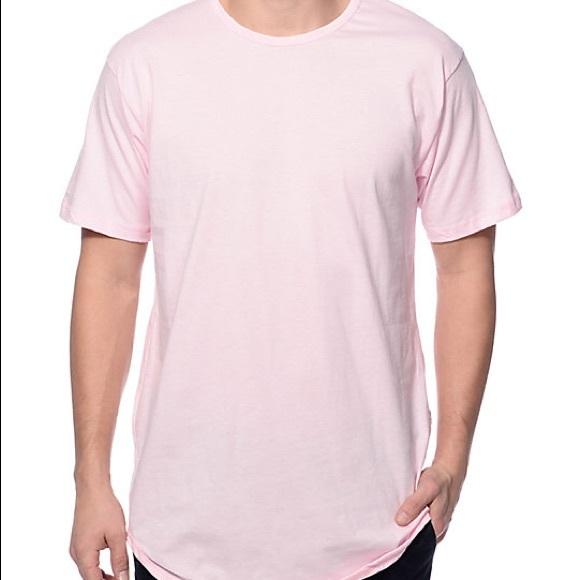 Zumiez Other - EPTM | Men's Elongated Light Pink Long Tee | XL